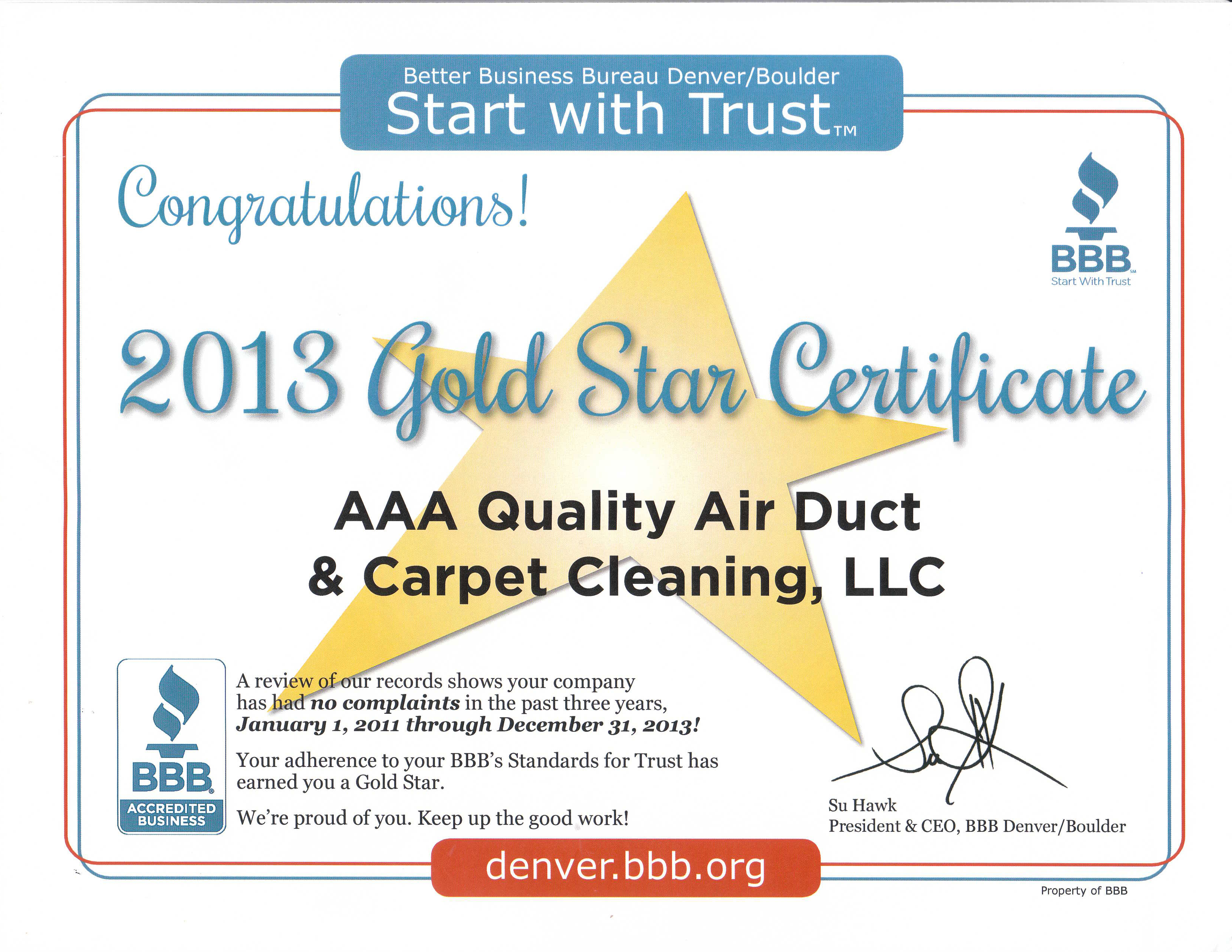 We Are Not The Same Company As Quality Air Nor Do We Have