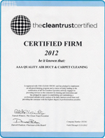 TheCleanTrustCertified